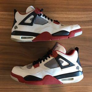 Other - Nike Air Jordan Retro 4 Mars
